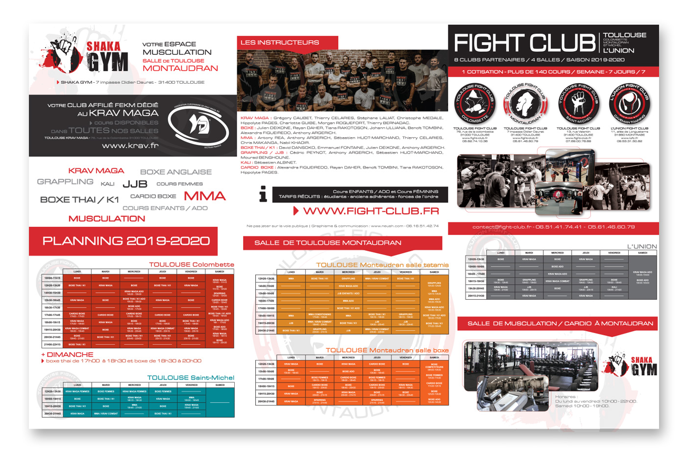 Flyer-ToulouseFightClub